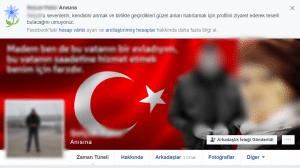 anıtlaştırılmış hesaplar facebook