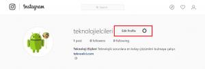 instagram kendi kendine takip
