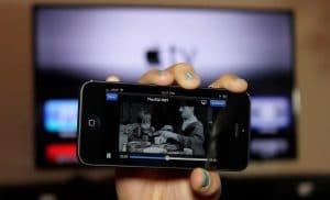 iphone ekranını televizyona aktarma