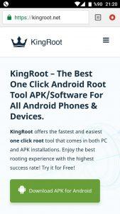 root nasıl atılır