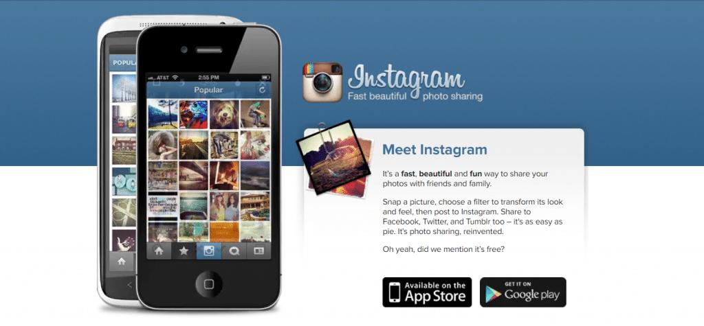 instagram eski hali nasıldı