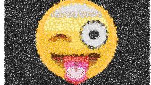 bilgisayarda emoji nasıl yapılır