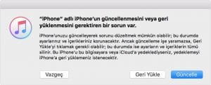 iphone kurtarma modu