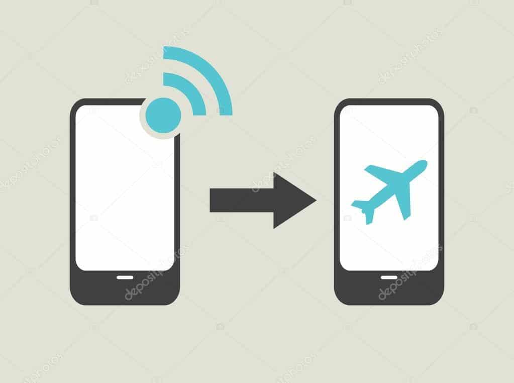 uçaktayken neden telefon açılmaz