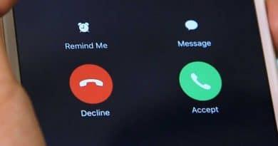 Telefon Kapalıyken Arayanı Görme
