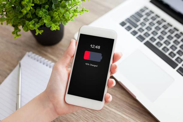 Siyah Arka Plan Telefonun Şarj Ömrünü Uzatır mı
