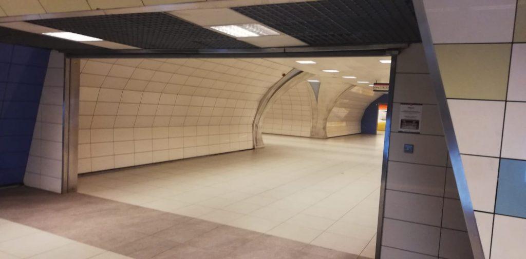 Metroda Yangın Çıkarsa Nasıl Kurtuluruz