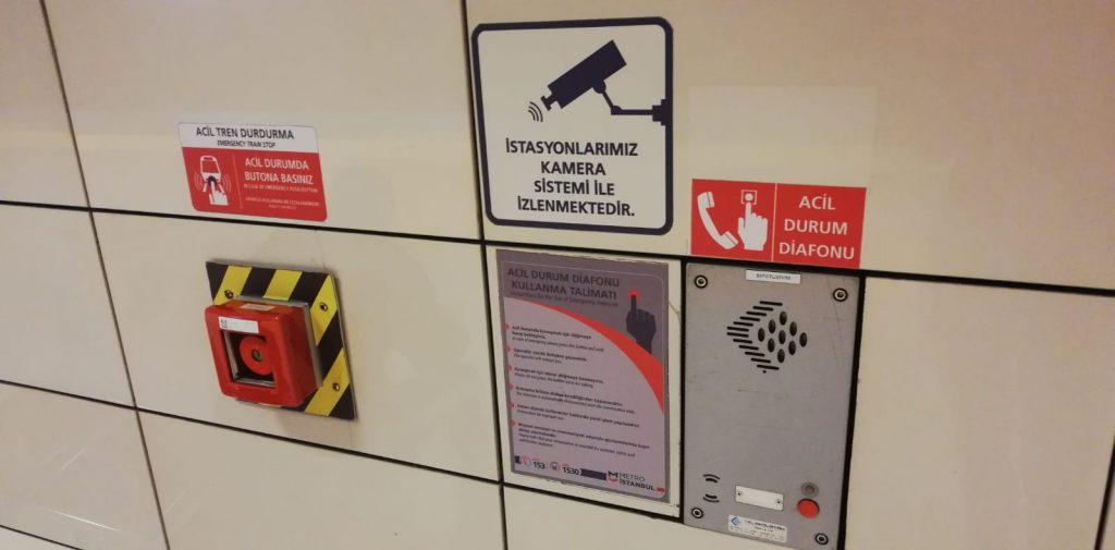 Metroya Biri Düşerse Ne Yapabiliriz