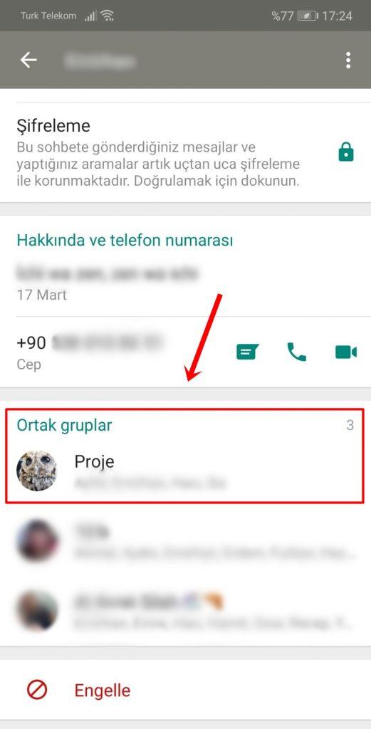 Whatsapp'ta Engelliyken Atılan Mesajlar Engel Kalkınca Gider mi?