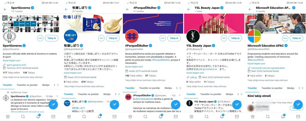 Twitter Mavi Tik Almak İçin Kaç Takipçi Gerekir