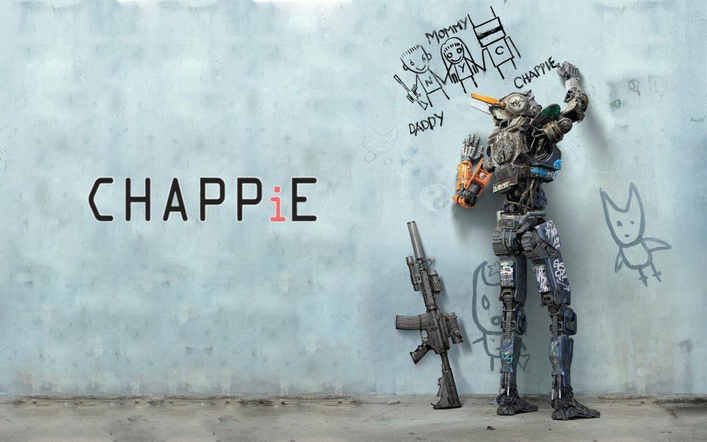 chappie robot filmi