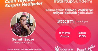 Ankara'dan Silikon Vadisi'ne Uzanan Bir Girişimcilik Hikayesi