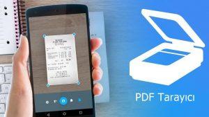 Telefondan Resimler Nasıl Pdf'e Dönüştürülür (Jpg - Pdf Dönüştürme)